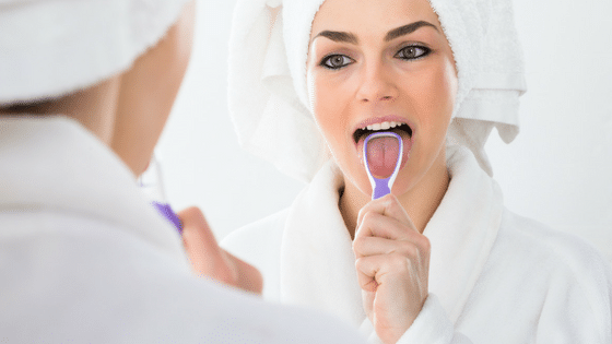 Why You Should Consider Using a Tongue Scraper